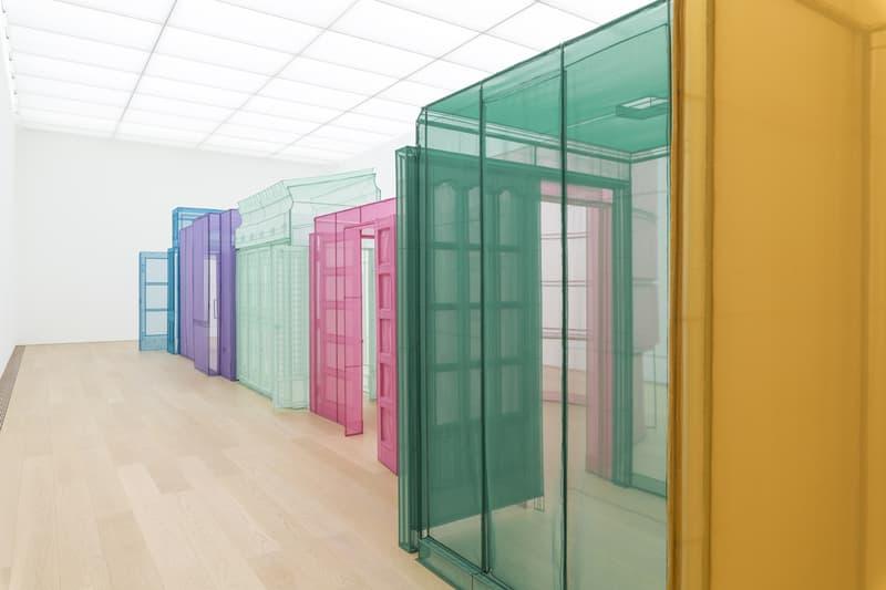 do ho suh installation museum voorlinden artworks