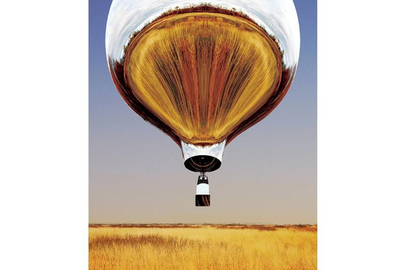 doug aitken new horizon mirrored balloon trustees of reservations sculptures artworks installations