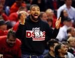 Raptors Gift Drake a Custom Diamond-Encrusted OVO Jacket Worth $550,000 USD