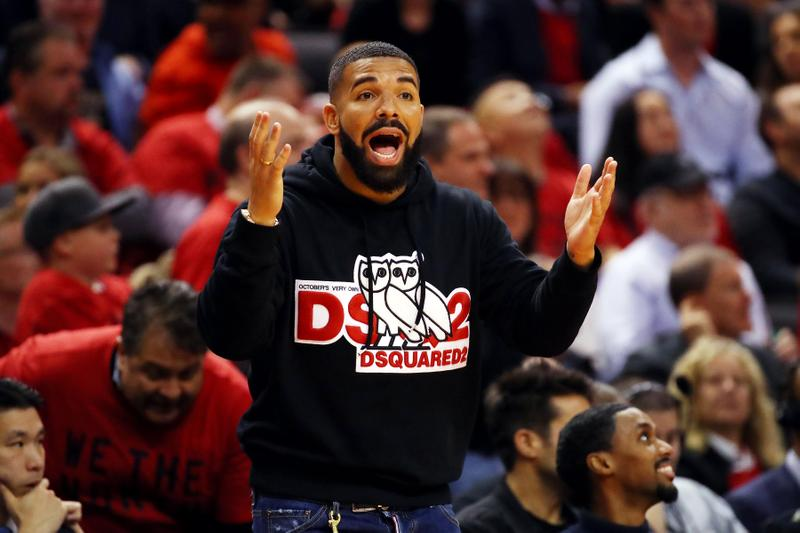 eef983f4b62 Raptors Gift Drake Custom Diamond-Encrusted OVO Jacket Raptors Gift Drake  Custom Diamond-Encrusted
