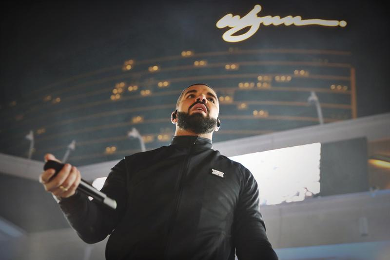 drake las vegas residency xs nightclub wynn encore 2019