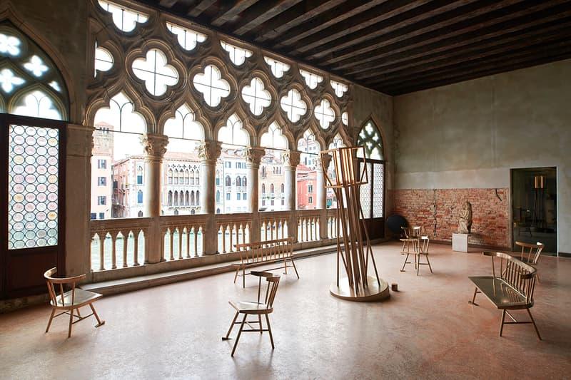Virgil Abloh's 'Acqua Alta' Installation at Venice Biennale | HYPEBEAST