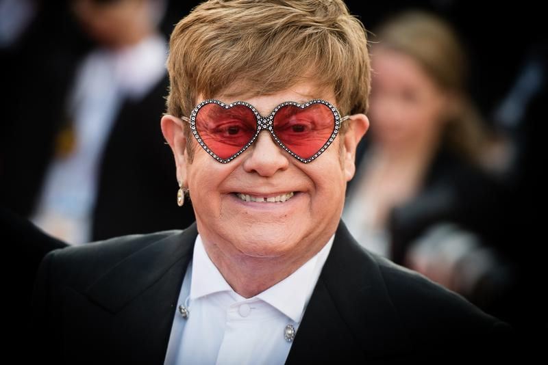 Elton John Rocketman Essay the guardian taron egerton