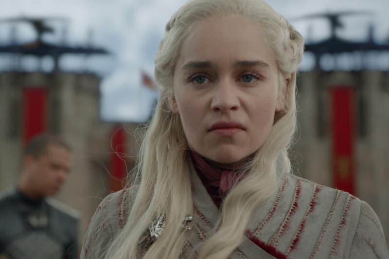 Emilia Clarke GoT Game of Thrones Season 8 Episode 6 Finale Daenerys Targaryen