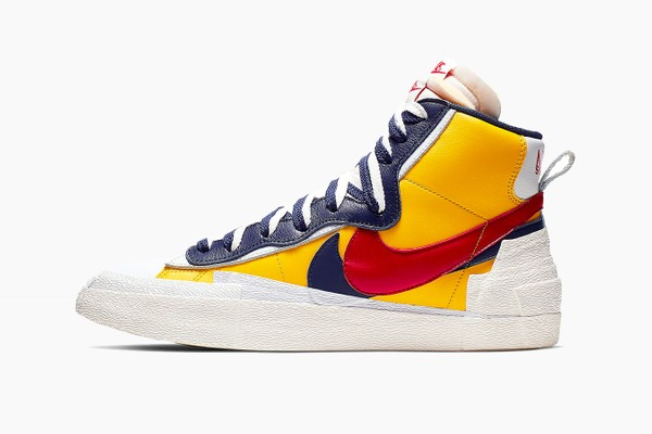 newest 90bc6 33bee sacai x Nike Blazer High Pack