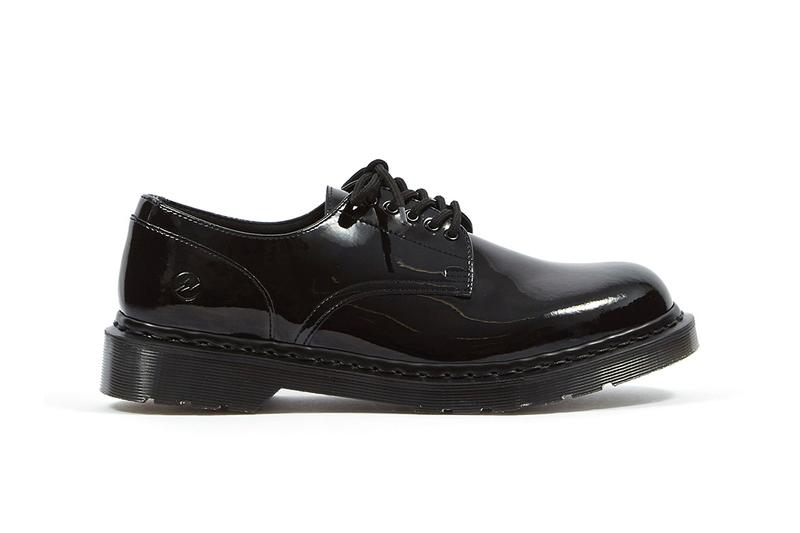 A Closer Look at fragment design's Dr. Marten Patent Hollingborn Derby