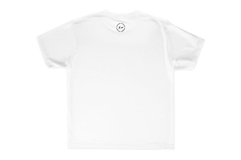 fragment design GOD SELECTION XXX 6th Anniversary Capsule Sixth Hiroshi Fujiwara T shirt