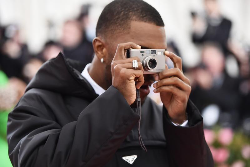 Frank Ocean Photographed The 2019 Met Gala For Vogue Hypebeast