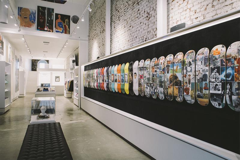 Fucking Awesome Hollywood Flagship Inside Look Jason Dill California Los Angeles LA First Store
