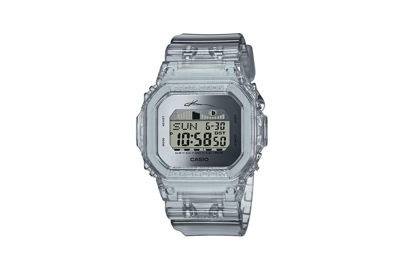 G-Shock GLX-5600KI kanoa igarashi buy cop purchase first look release date surfing hard wearing shock resistant