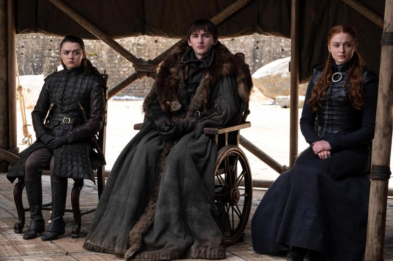 'Game of Thrones' Shares Never-Before-Released Final Season Photos