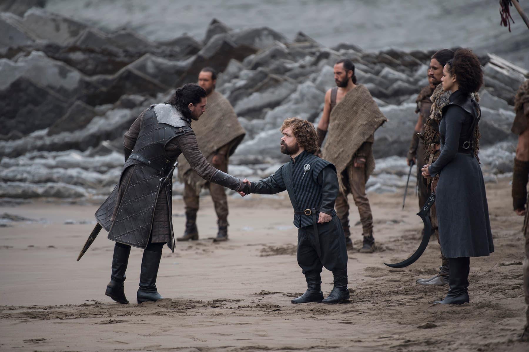 'Game of Thrones' Actors Say Good-Bye to the Series via Instagram