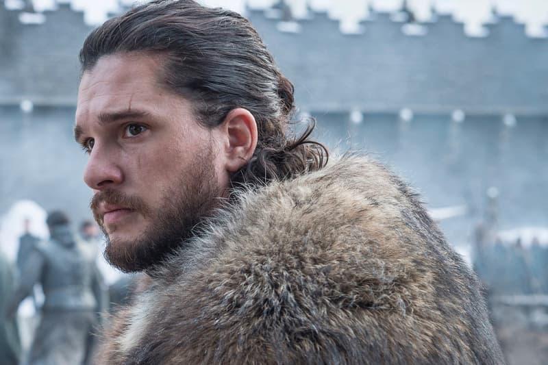 Game of Thrones Jon Snow Ghost Goodbye Scene Explanation got david nutter kit harington