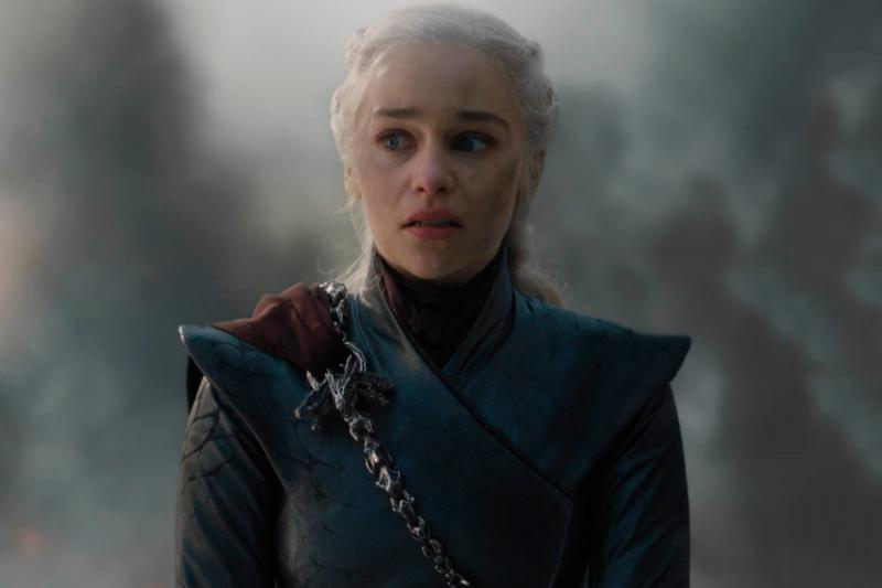 'Game of Thrones' Season 8, Episode 5 Is Currently the Worst-Reviewed hbo got daenerys targaryen