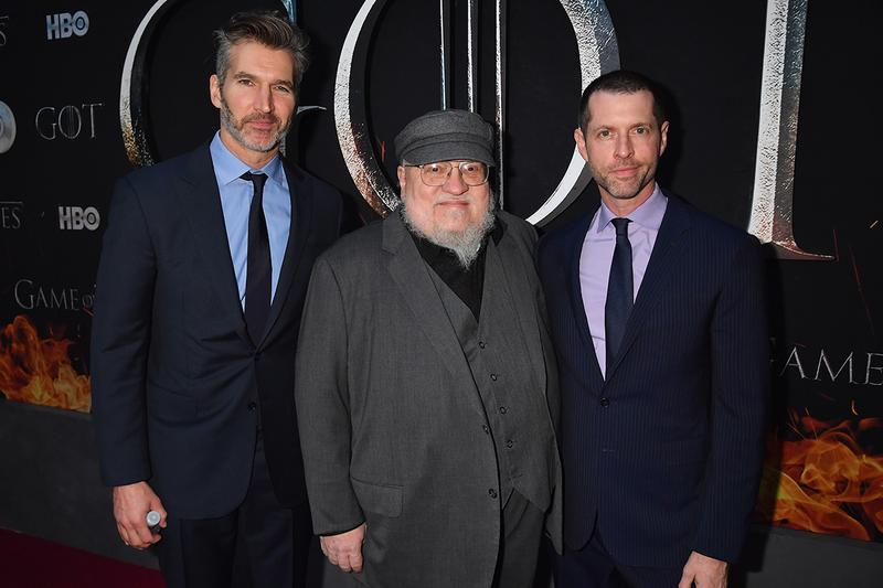 Game of Thrones Season 8 Remake Fan Petition change org HBO GO george r r martin david benioff d b weiss streaming tv television series premium writers