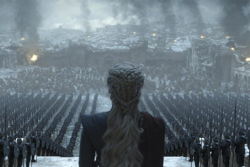 Game of Thrones Series Finale Breaks All-Time HBO Ratings Record sansa stark arya jon snow khaleesi daenerys targaryen bran tyrion lannister jamie cersei the iron throne