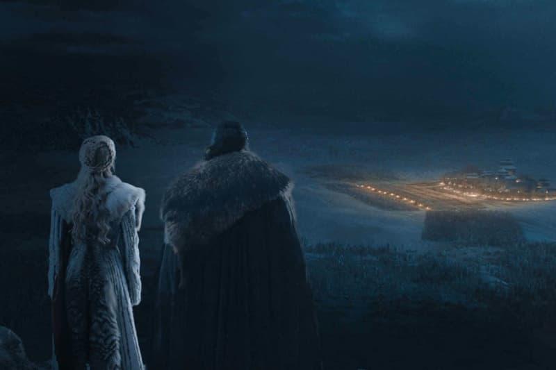 'GoT' Fans Brighten up the Battle of Winterfell game of thrones hbo jon snow daenerys targaryen