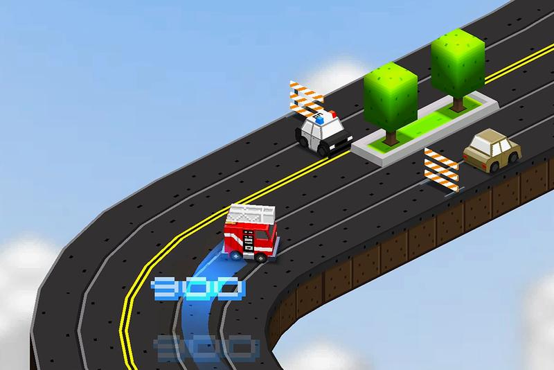 GameClub Vintage archive style classic iphone apple games Roo Roo Run WooordsCubed Rally World ipad download gaming mobile