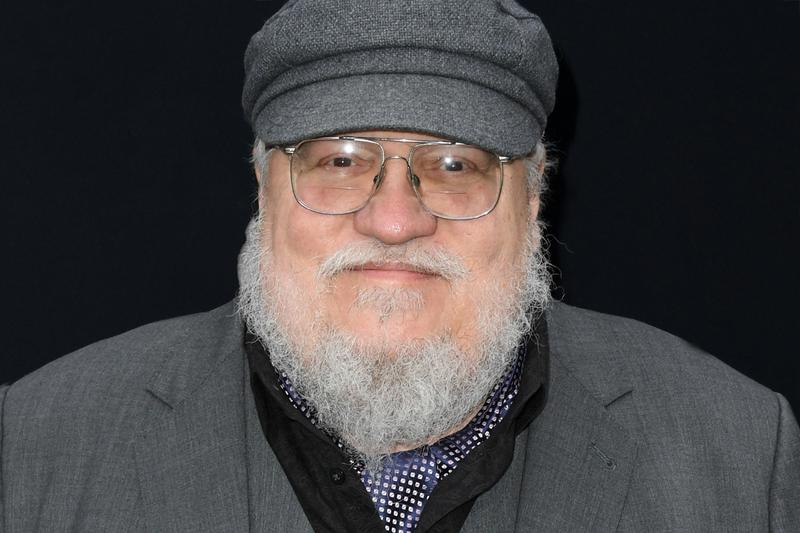 George R R Martin Game of Thrones Book books Ending HBO Go on demand tv series television writer author finale manuscript books the winds of winter a dream of spring updates