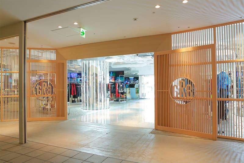 GR8 Expansion Renovation Reopening Laforet Harajuku Mitsuhiro Kubo store inside