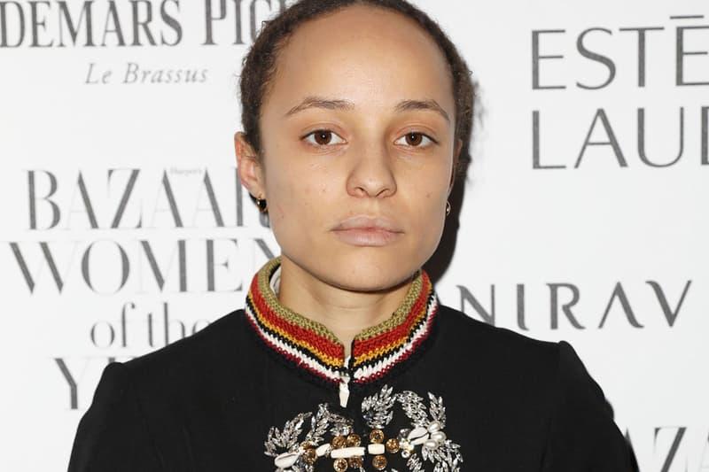 grace wales bonner win chosen 200000 BFC/Vogue Designer Fashion Fund Prize caroline rush Edward Enninful