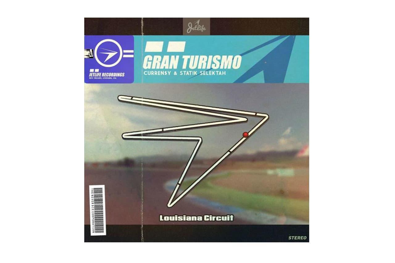 Curren$y Links up With Statik Selektah In New Joint LP 'Gran Turismo'