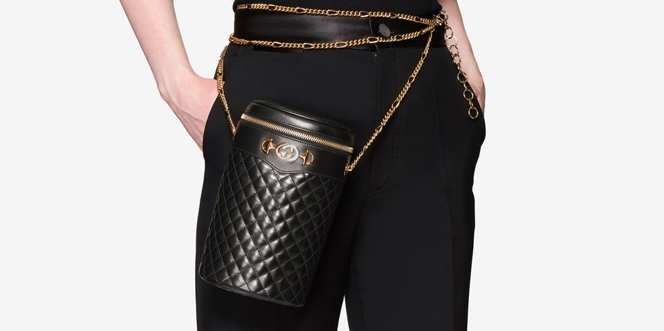 e9da646bf5b06f Gucci Quilted Leather Belt Bag Release | HYPEBEAST