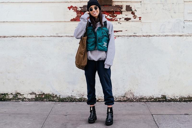 Streetsnaps: Nicole McLaughlin