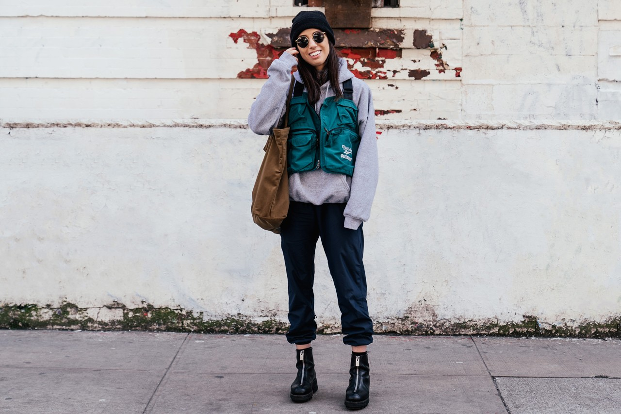 4e7e8865b2 Nicole McLaughlin Streetsnaps Style at Depop instagram customize reebok