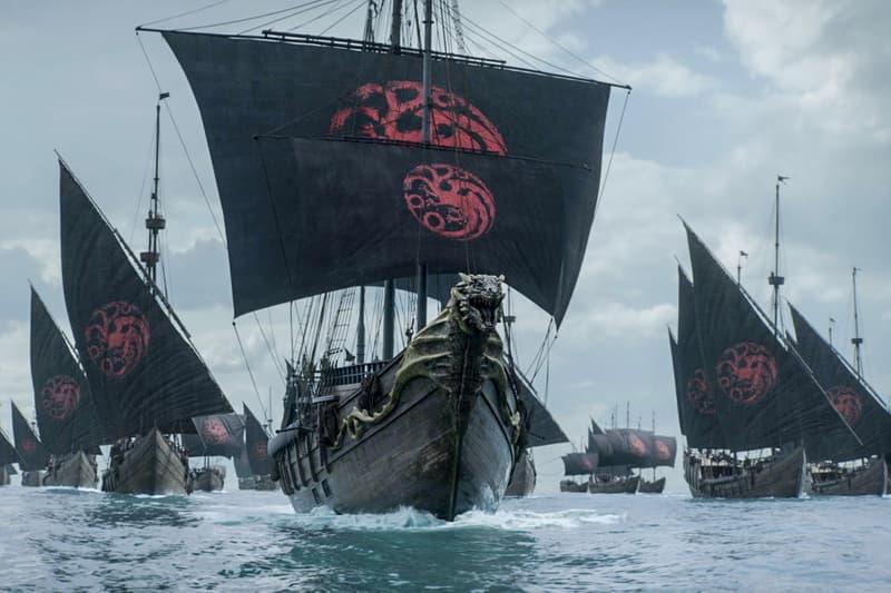 Game of Thrones Season 8 Episode 4 Sneak Peek Daenerys fleet Dany and Drogon mass funeral at Winterfell Cersei Euron