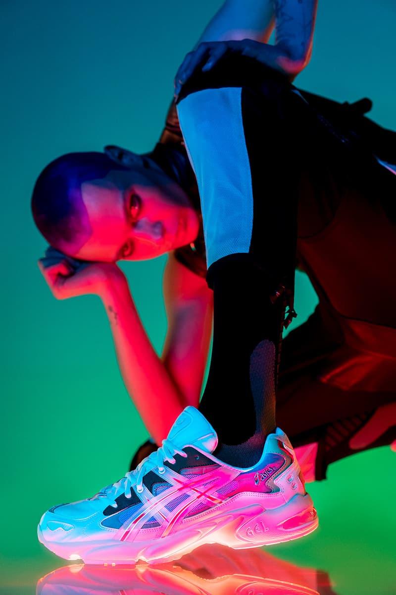 "HBX x ASICS GEL-KAYANO 5 OG ""Web 1.0"" Collaboration Raffle Entry News Update Sneaker Release Drop Date Information  HYPEBEAST Online Game Experience 1990s Footwear PrizesExplorer 1999 SHOP B30 LANDMARK MEN LANDMARK ATRIUM Hong Kong"