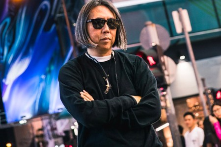 Hiroshi Fujiwara Teases an Upcoming fragment design x Dr. Martens Collab