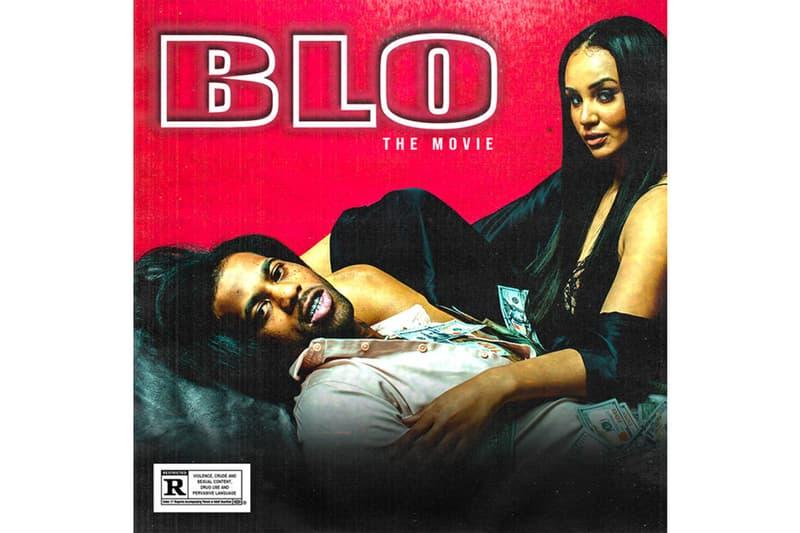 Hoodrich Pablo Juan 'BLO: The Movie' Album Stream young thug dolph gunna key glock nav nle choppa smooky margielaa hip-hop rap trap music mixtape atlanta 1017 Eskimo / Alamo Records