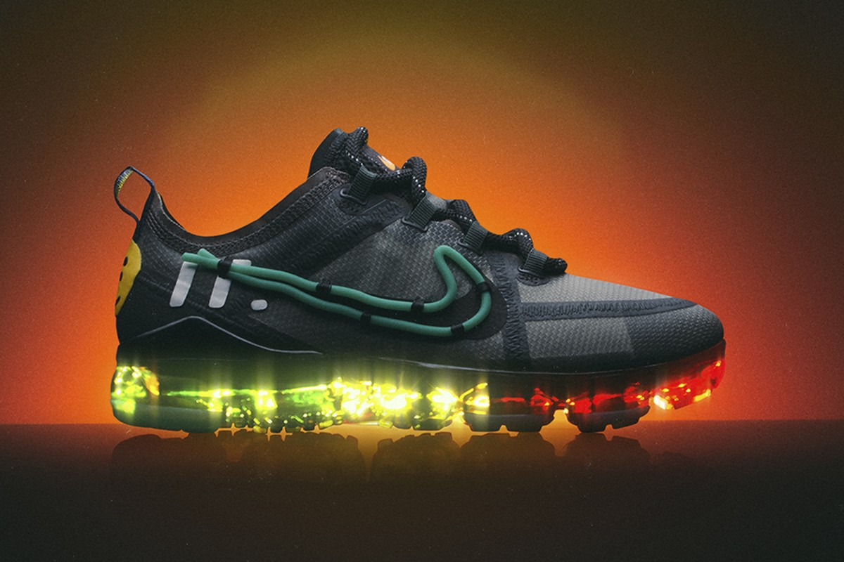 size 7 reasonably priced unique design How to Get the CPFM x Nike Air VaporMax 2019 | HYPEBEAST