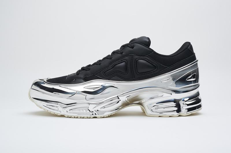 adidas by Raf Simons' RS Chrome Ozweego sneaker where to buy 2019 release price