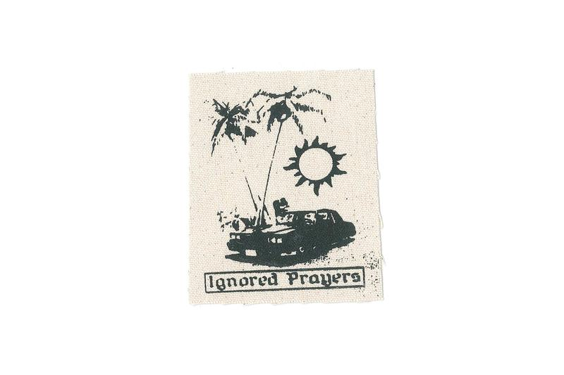Ignored Prayers 2019 IP Printed Material Release NICOLE McLAUGHLIN Seasonal Depression Vol. 4 RESPEK 2 by Thee Mike B SCRAP PACK Vol. 3