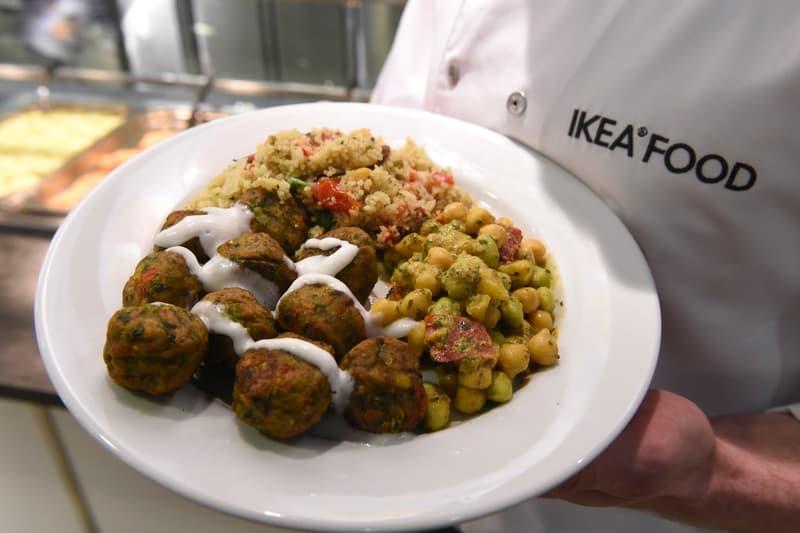 IKEA Meatless Meatballs Announcement Swedish