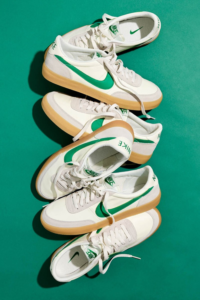 J.Crew x Nike Killshot \