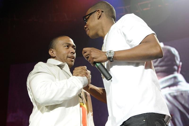 JAY-Z Timbaland paper Chase Lawsuit Ernie Hines Help Me