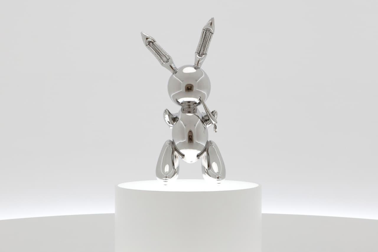 Jeff Koons' 'Rabbit' Sculpture & More Masterpieces to Hit Christie's Sale Worth Over $130 Million USD