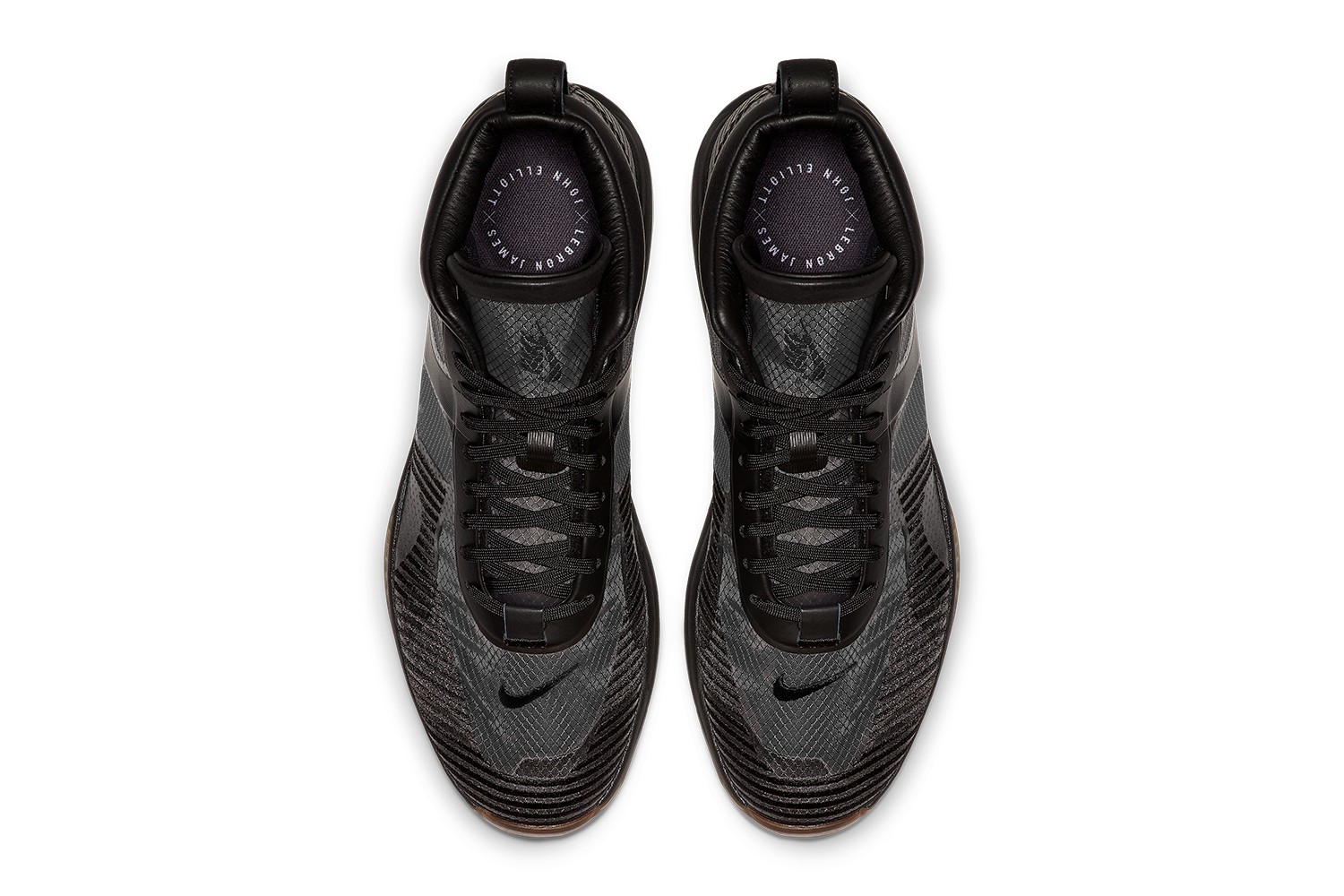 John Elliott Nike Lebron Icon QS Triple Black aq0114-001 colorway release date info buy may 20 2019