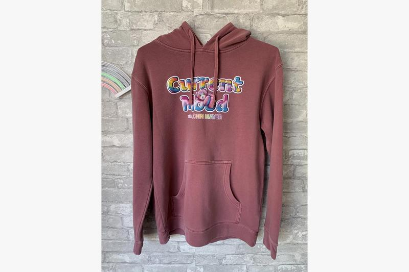 John Mayer Lisa Frank Current Mood Hoodie Release Fashion