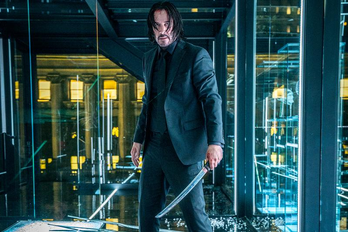 'John Wick 4' Receives an Official 2021 Release Date
