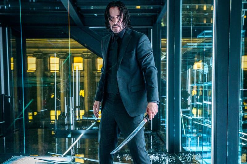John Wick 4' Release Date Confirmed | HYPEBEAST