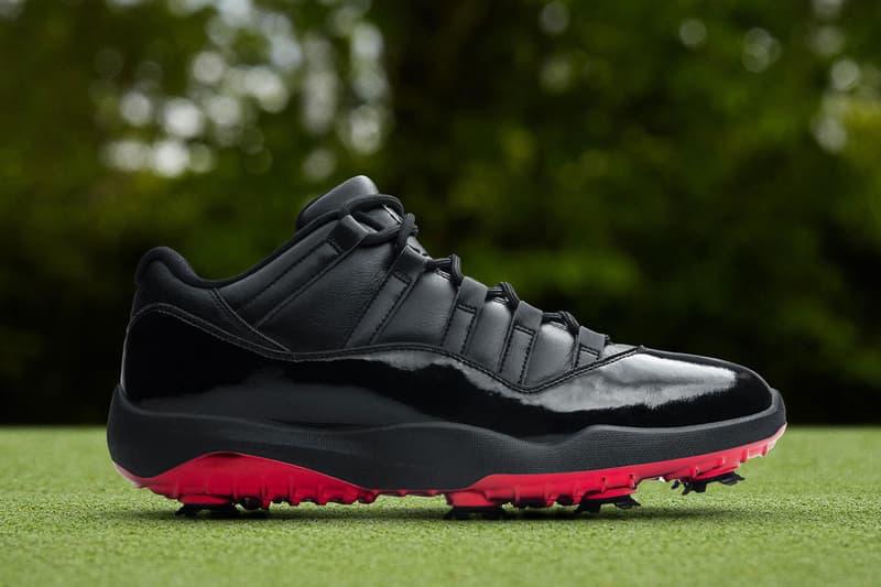 06707f3b77 Nike Golf Safari Bred Pack, Air Jordan 11