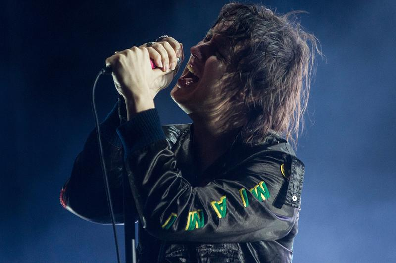 Julian Casablancas Cult Records Celebrates 10th Anniversary the strokes the voidz karen o albert hammond jr the growlers new york city
