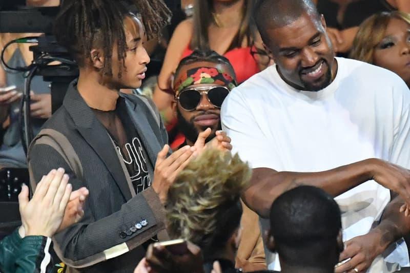 Kanye West Jaden Smith Omniverse Anthology Series Scooter Braun Westbrook