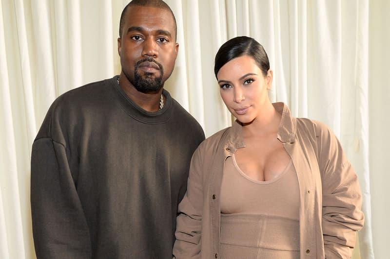 Kanye West & Kim Kardashian Welcome Fourth Child son boy surrogate birth announce reveal