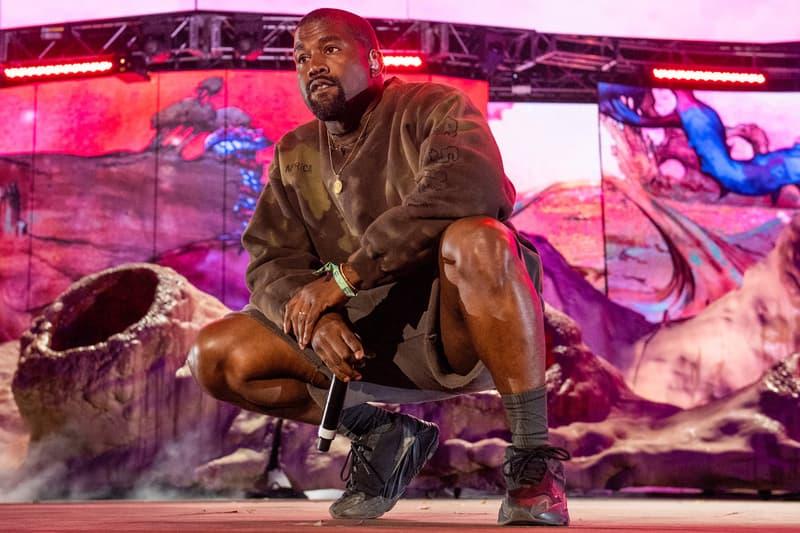 Sock-Like YEEZY Prototype Closer Look Kanye West Coachella Sunday Service 2019