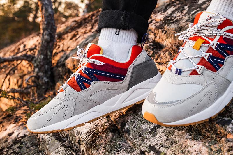 "Karhu ""Land of the Midnight Sun"" Pack Release endless summers Finland kanye west Aria Synchron Classic Fusion 2.0 Daphne Lunar Rock Lunar Rock Pureed Pumpkin Snow White Pureed Pumpkin"